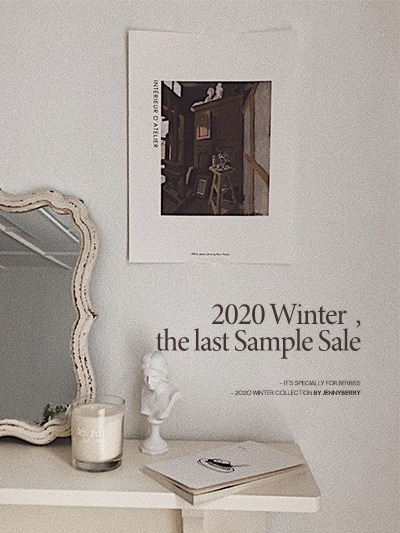 2020 final sample sale